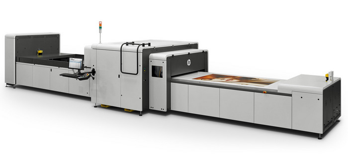 печатная машина HP Scitex 9000