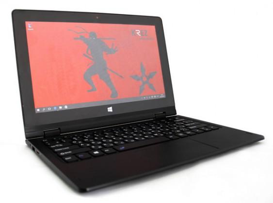 Ноутбук KREZ Ninja