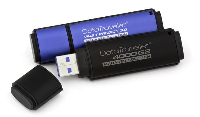 DataTraveler 4000G2: флеш-накопители Kingston c аппаратным шифрованием