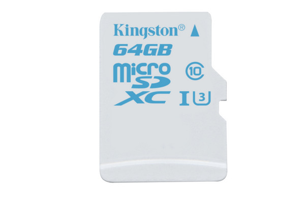 microSDXC Action Camera UHS-I U3 64GB
