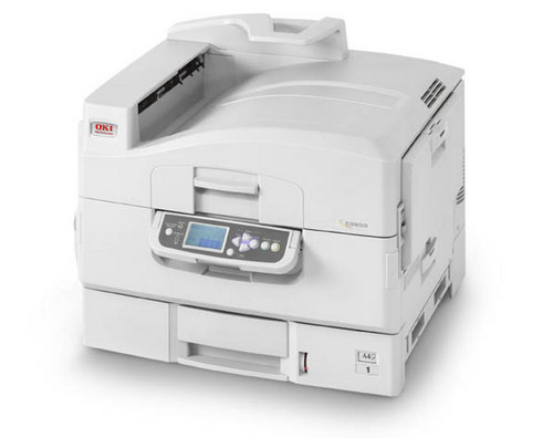 OKI C9650 и Konica Minolta bizhub C224: бизнес-печать по низкой себестоимости