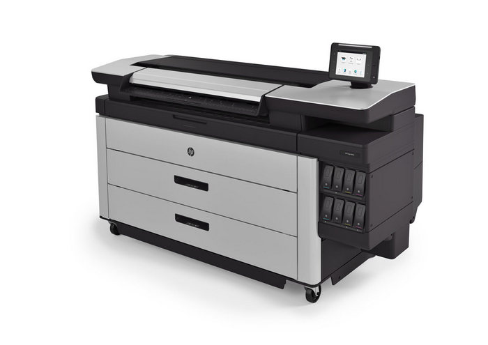 HP PageWide XL5000 MFP