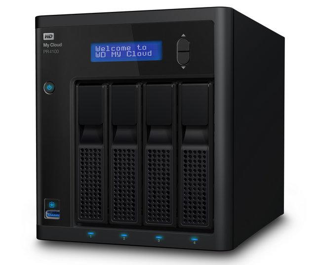 WD-MyCloudPro-PR4100