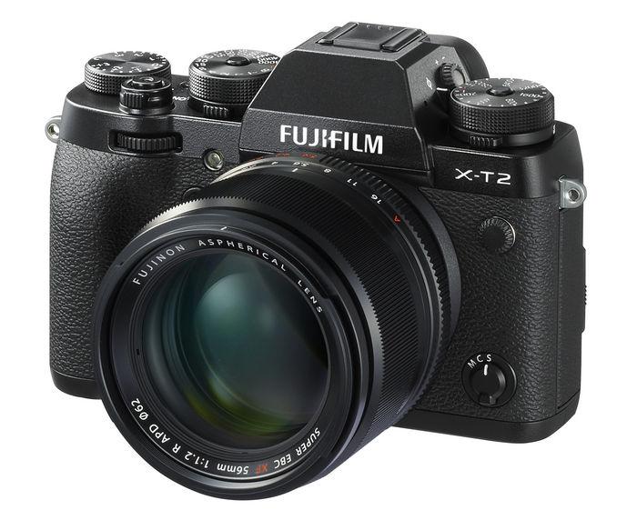 Беззеркальная камера FUJIFILM X-T2