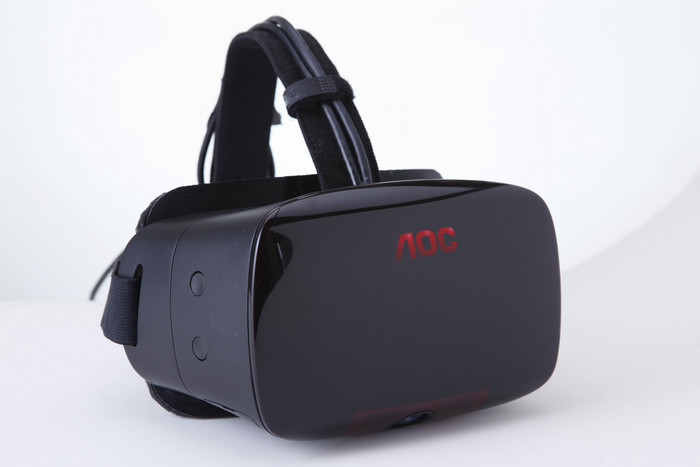 AOC VR oblique