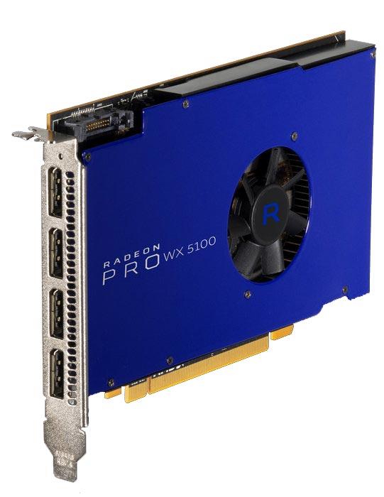 Radeon™ Pro WX 5100