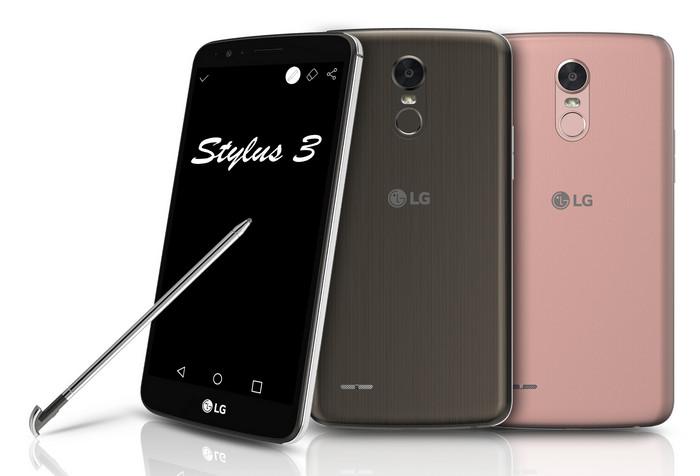 Новые смартфоны LG на CES 2017