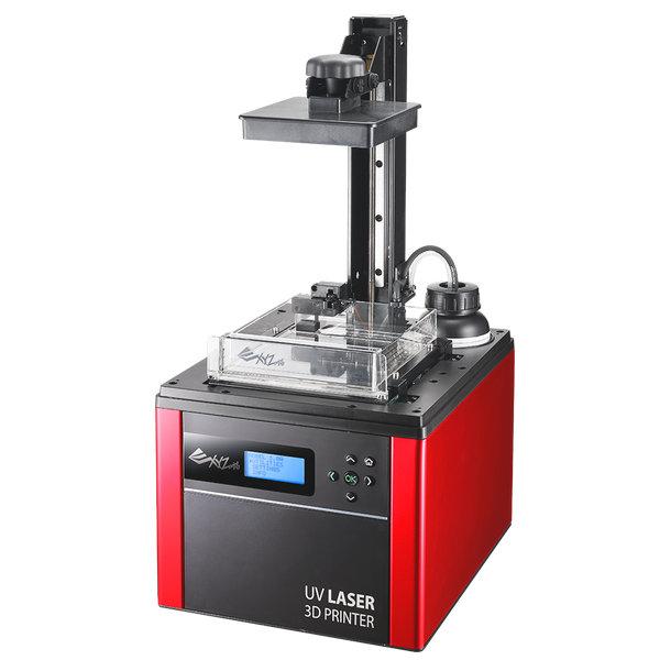 XYZprinting представила новые 3D-принтеры Nobel 1.0A и da Vinci 1.0 Pro 3-in-1