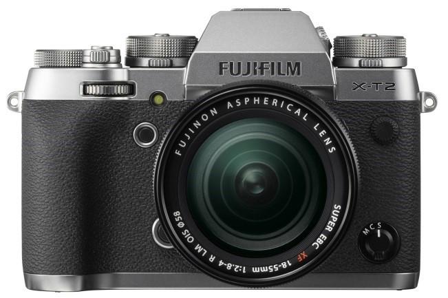 FUJIFILM X-Pro2 Graphite Edition и X-T2 Graphite Silver Edition