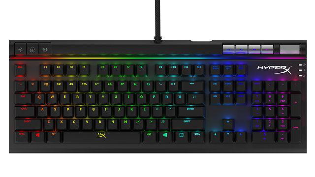 HyperX Alloy RGB Gaming Keyboard