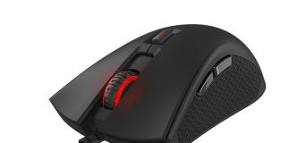 HyperX Pulsefire FPS Mouse