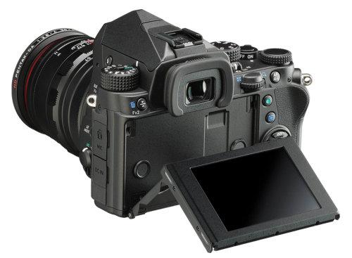 Зеркальная камера PENTAX KP