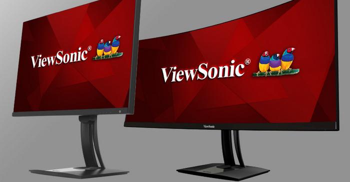 Viewsonic VP3881 и VP3268-4K