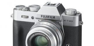 Фотокамера FUJIFILM X-T20