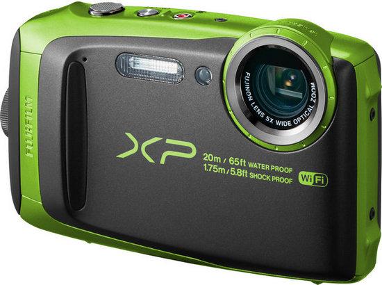 Водонепроницаемая фотокамера FUJIFILM FinePix XP120