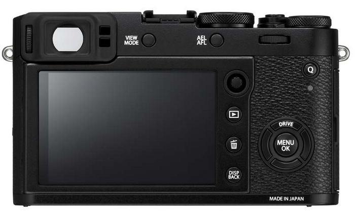 Компактная цифровая камера FUJIFILM X100F