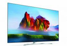 LG SUPER UHD TV SJ9500