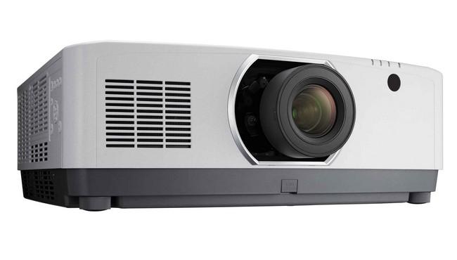 Лазерные проекторы NEC PA803UL и PA653UL