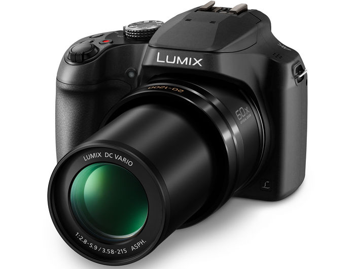Panasonic LUMIX DC-FZ82 Tele