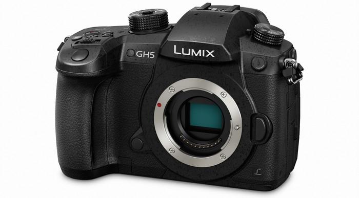 Panasonic объявляет о старте предзаказа в России на LUMIX DC-GH5EE-K