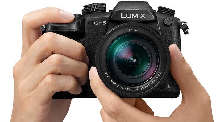 Panasonic LUMIX DC-GH5EE-K