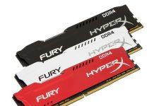 ОЗУ HyperX Fury DDR4