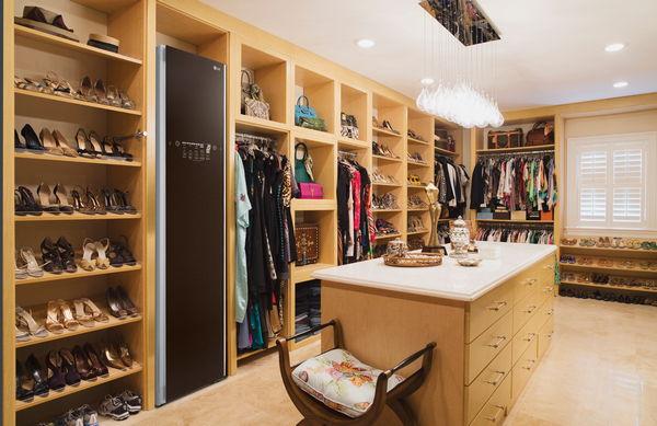 шкаф LG Styler