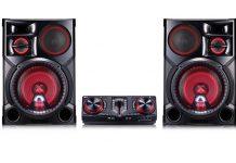 LG X-Boom CJ98