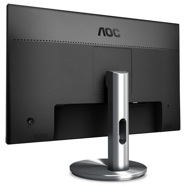AOC Q2790PQU - монитор для бизнеса с разрешением QHD