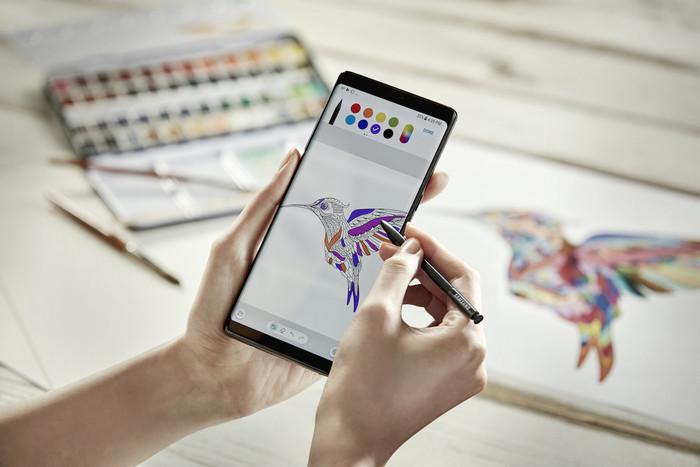 Обзор Samsung Galaxy Note 8. Что выбрать - Galaxy S8/S8 Plus или Note 8?