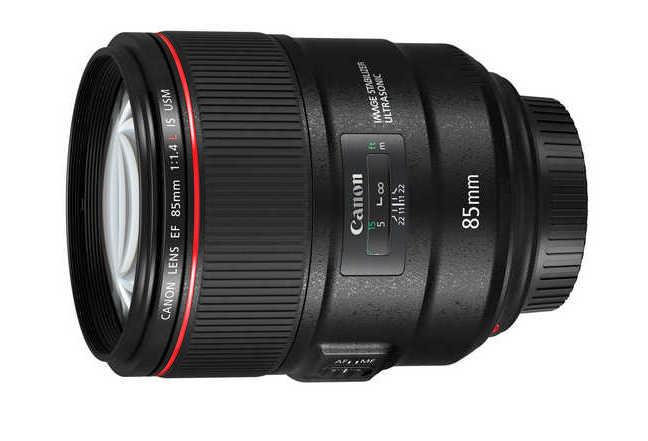 Canon EF85mmf/1.4LISUSM