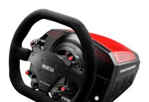 TS-XW Racer SPARCO P310 Competition Mod