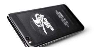 YotaPhone 3 дисплей