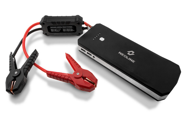 Neoline Jump Starter 850A кабели