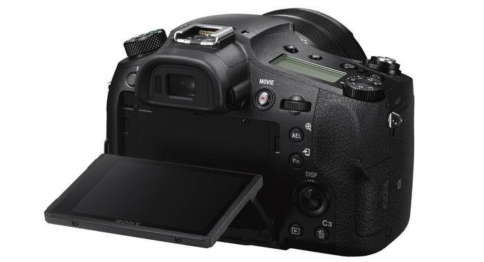 Sony представила суперзум Sony Cyber-shot® RX10 IV
