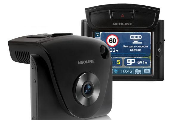 Видеорегистратор и радар-детектор Neoline X-COP 9700s