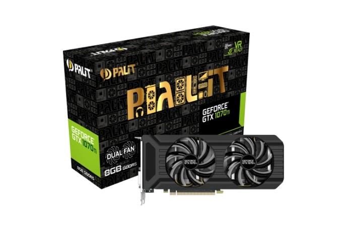 Palit GeForce GTX 1070 Ti