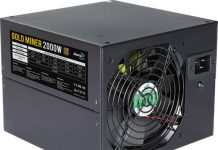 AeroCool Gold Miner 2000 Вт