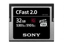 Sony CFast серии G
