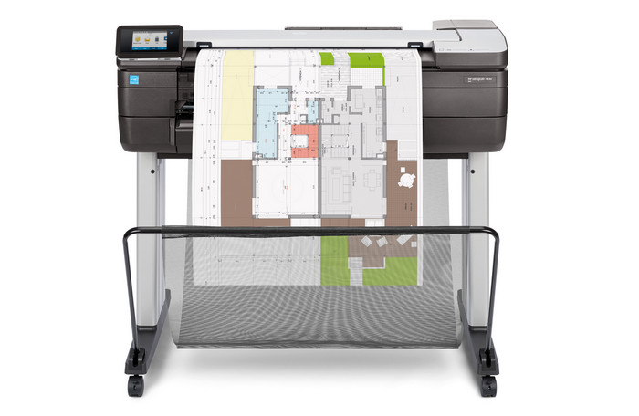 МФУ HP DesignJet T830