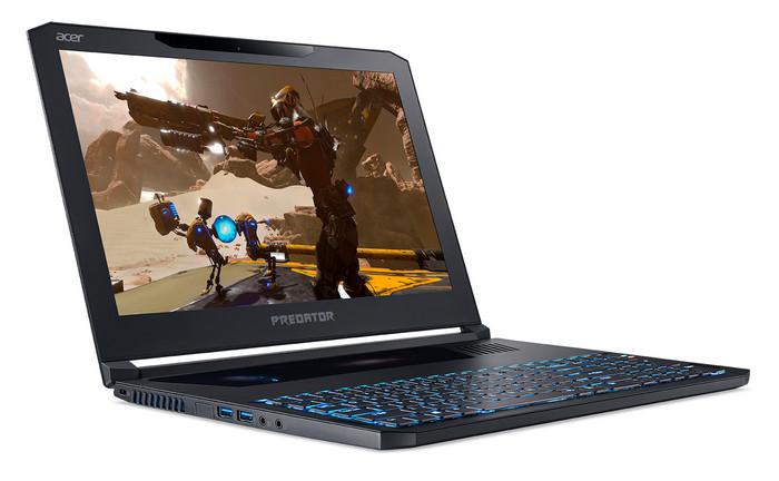 Игровой ноутбук Predator Triton 700