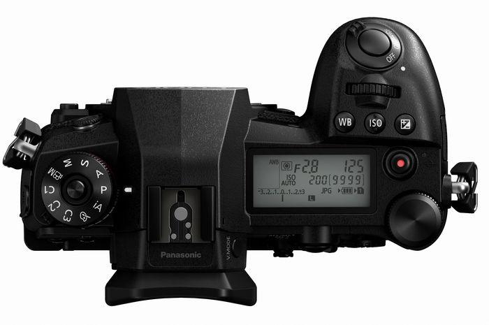 Panasonic LUMIX DC-G9 -новая флагманская беззеркальная камера