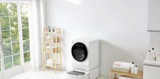 стиральная машина LG TWINWash