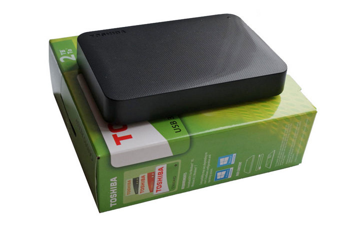 Toshiba Canvio Ready 2 ТБ