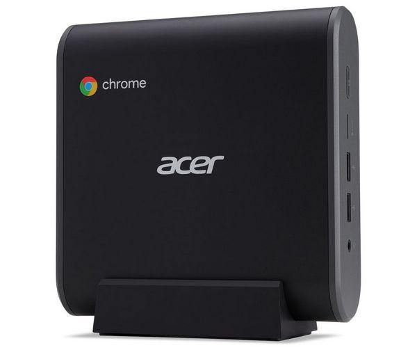 Acer представила новые модели ноутбуков и неттоп на Chrome OS