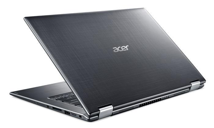 Ноутбук Acer Spin 3 - разъемы