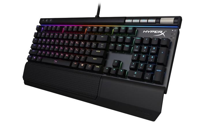клавиатура HyperX Alloy Elite RGB