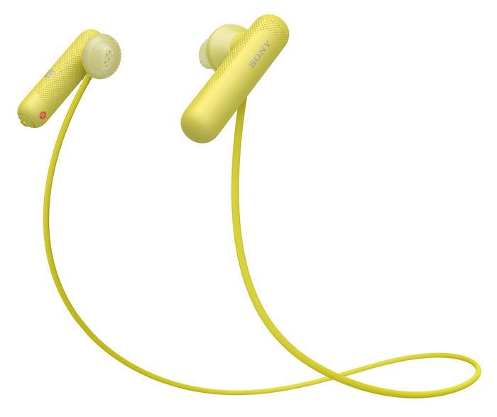 Sony WI-SP500 желтые