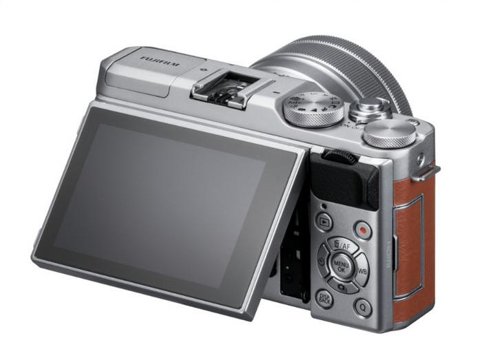 FUJIFILM X-A5 - легкая и компактная беззеркальная камера