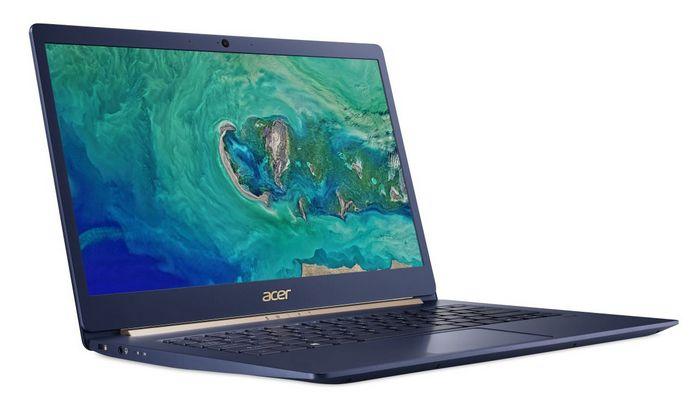 Ультратонкий ноутбук Acer Swift 5